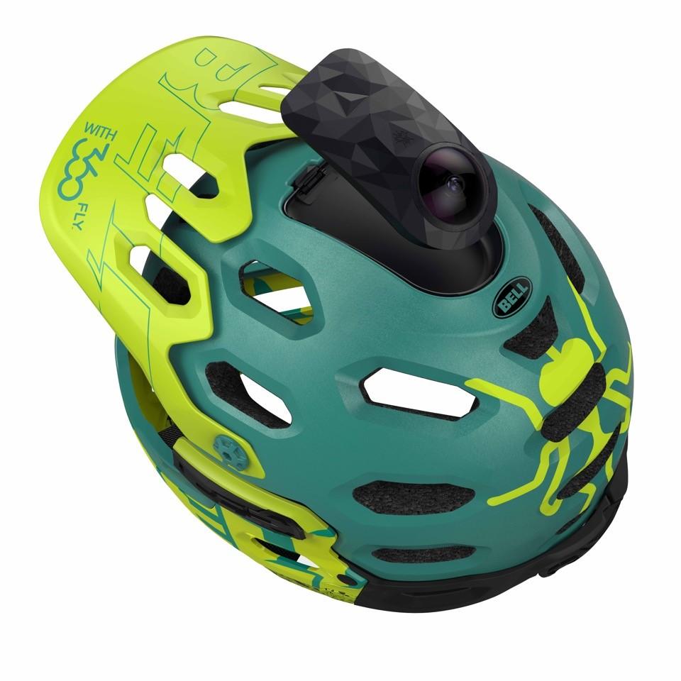 Erster Helm mit integrierter 360°/4K-Kamera - camforpro Blog