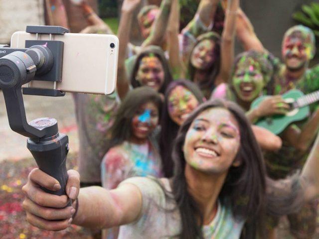 Mit einem Smartphone-Gimbal die besten Fotos und Videos von Dir und Deinen Freunden machen