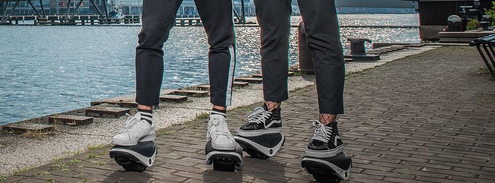 e-Skates neu von Segway