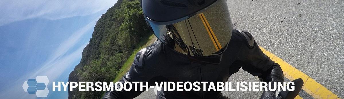 HyperSmooth der GoPro HERO7 Black liefert perfekte Videos