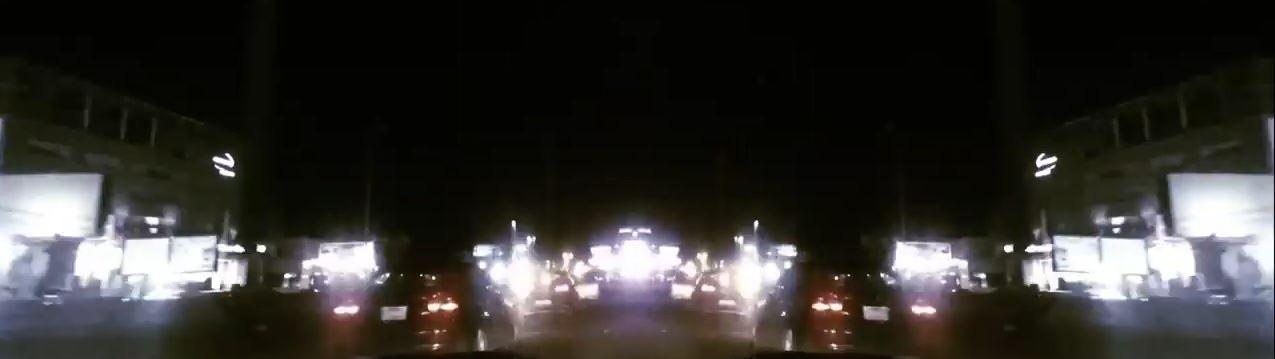 Ein Elektro-Musikvideo aus 100% GoPro