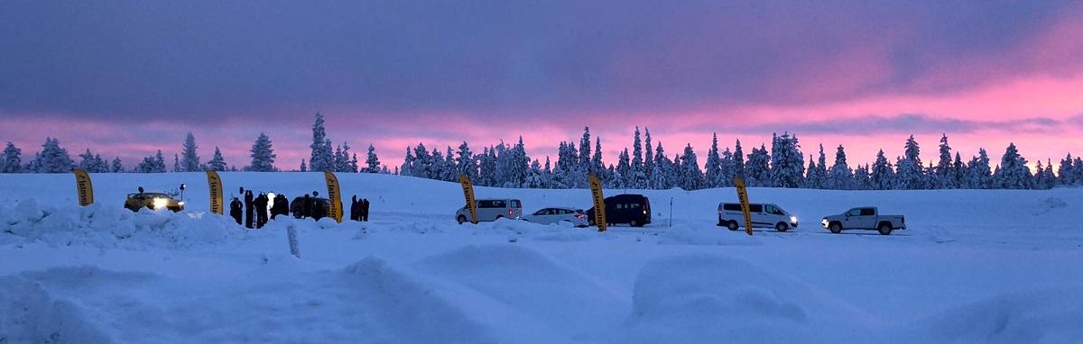 camforpro produziert GoPro Aufnahmen für Continental Clip in Finnland