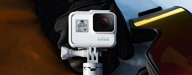 GoPro HERO7 Black in Dust White