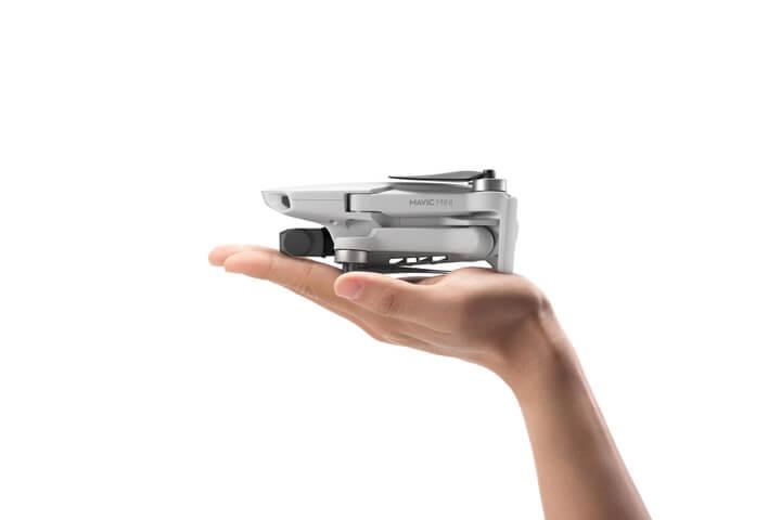 DJI präsentiert die kleinste und leichteste Drohne mit maximaler Leistung