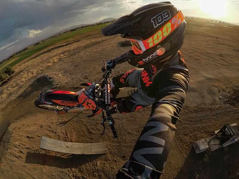 Die GoPro HERO8 Black bietet viele neue Features wie Serienaufnahme im RAW Format
