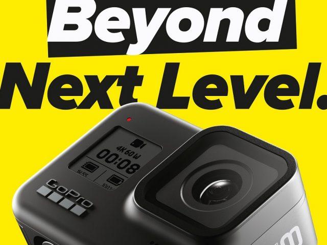 GoPro präsentiert die neue GoPro HERO8 Black