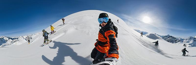 360 Grad Aufnahmen leicht gemacht mit der GoPro MAX