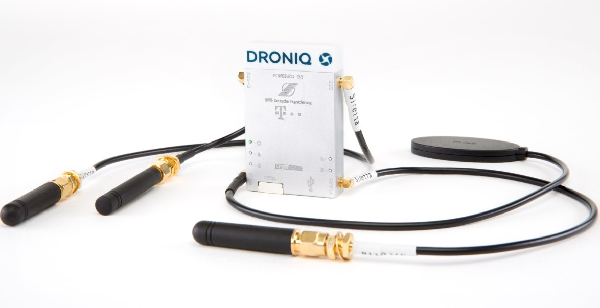 Droniq integriert unbemannte Luftfahrzeuge in den deutschen Luftraum