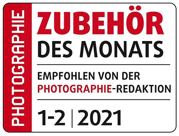 """Der TourBox 2020 Creative Controller ist Zubehör des Monats im Magazin """"Photographie""""."""