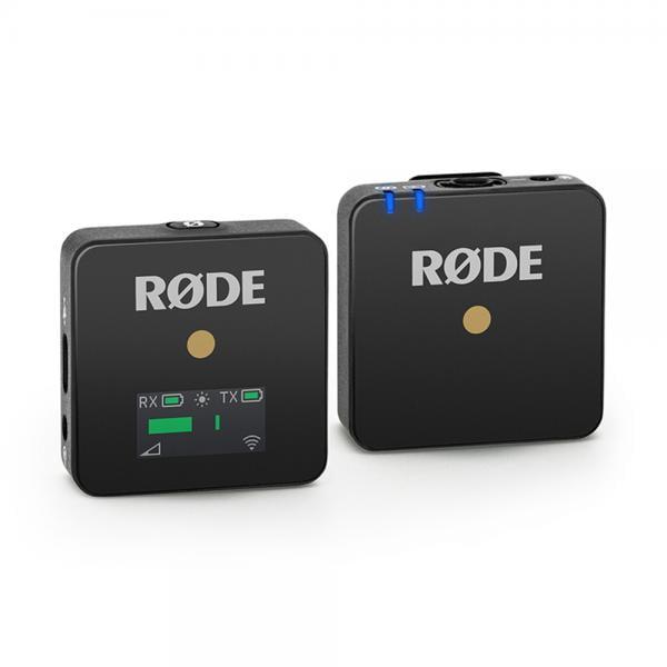Rode Wireless Go ist ein drahtloses Mikrofon-System