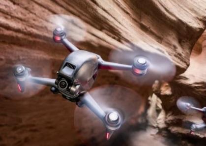 DJI FPV Drohne im Race