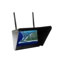Black Pearl 7 Zoll 5,8Ghz Diversity Monitor mit Akku