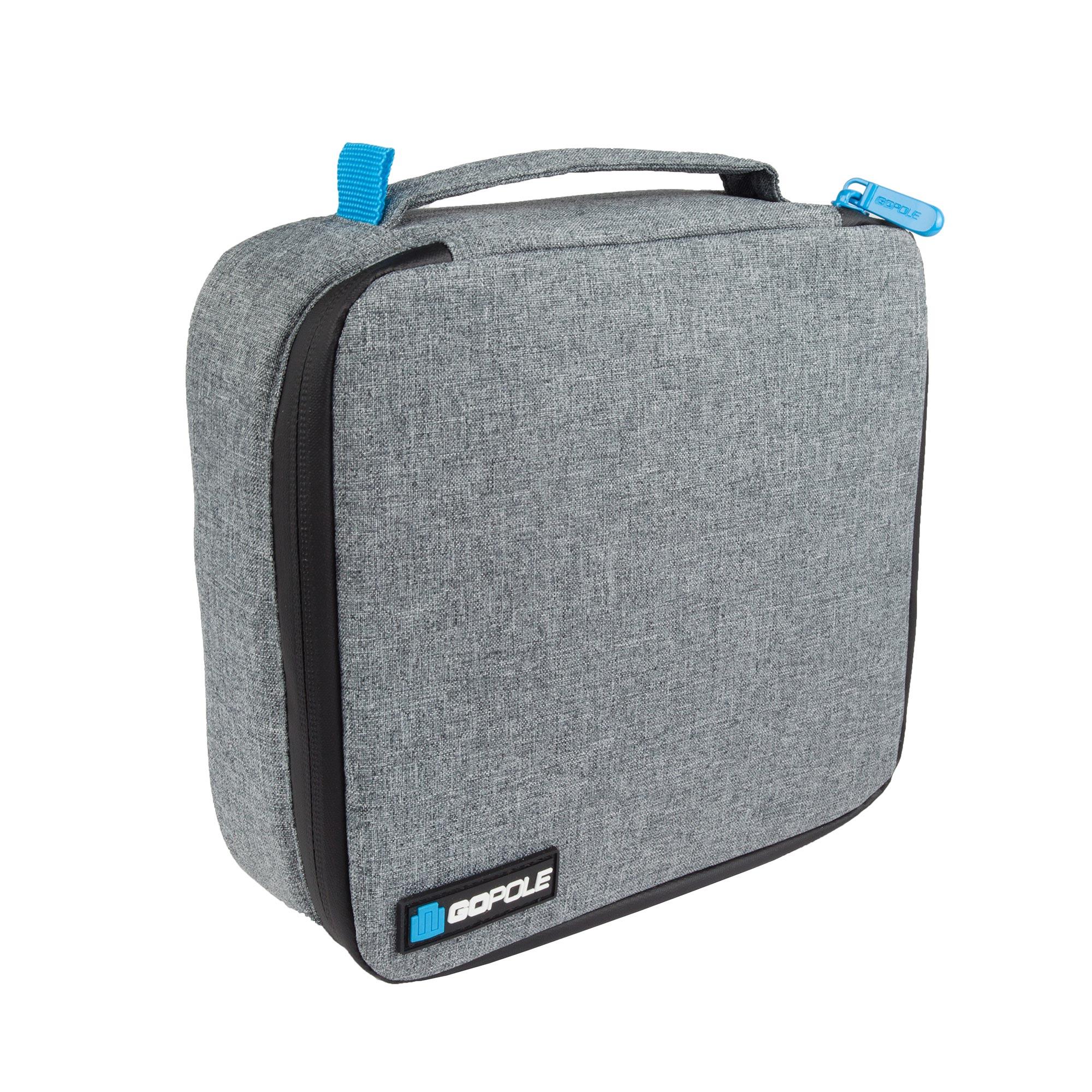 gopole venture case taschen aufbewahrung gopro zubeh r. Black Bedroom Furniture Sets. Home Design Ideas