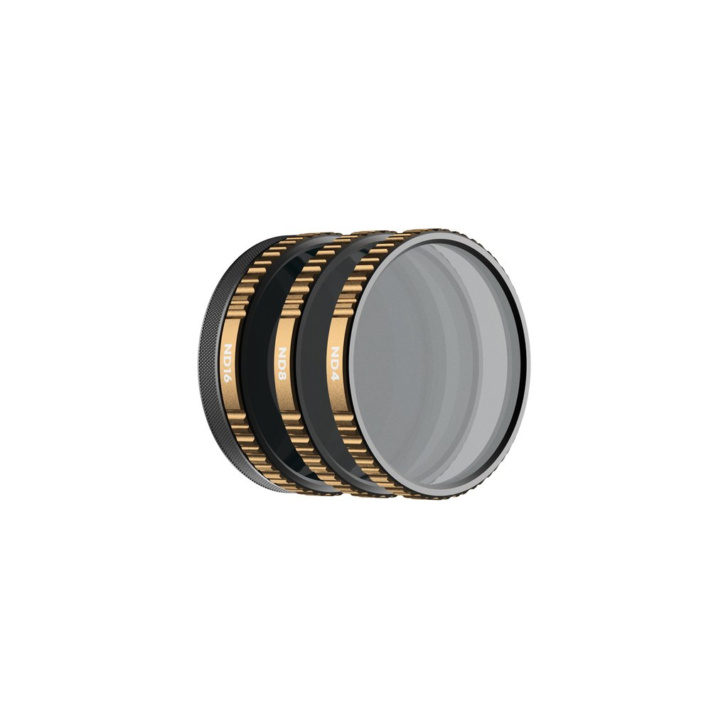 Polarpro Dji Osmo Action Shutter Collection 3 Filter Set