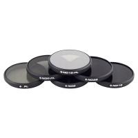 PolarPro DJI Inspire / Osmo Filter 6-Pack
